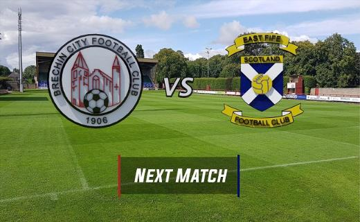 Brechin City v East Fife