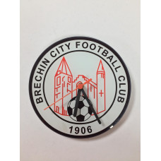 Brechin City FC Glass Clock