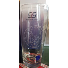 Brechin City FC Pint Glass