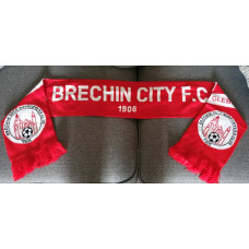 Brechin City FC Red Scarf