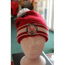 "Brechin City FC ""Red/White"" Bobble Hat"