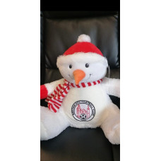 Brechin City FC Plush Snowman